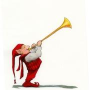 AmFar Christmas card